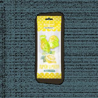 Актифрут карамель леденцовая 17 г лимон и мята
