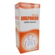 Амброксол-биовит 15 мг/5 мл 100 мл