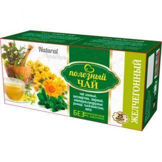 Чай полезный Natural черный 2,0 №25 желчегонный