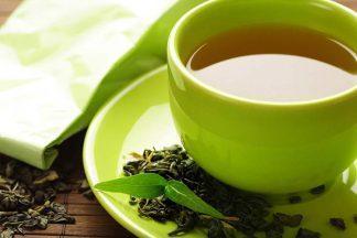 Чай полезный для похудения черный с травами №25
