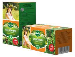 Чай травяной 1,5 №20 Florina д/женщин