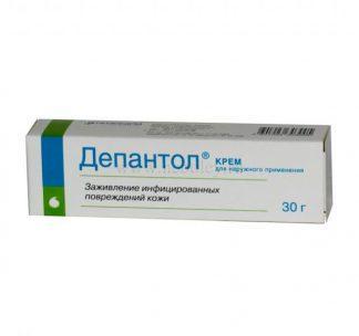 Депантол 30 гр.крем