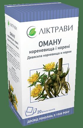 Девясил корень 50.0  Русичи целебные травы