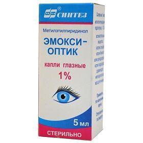Эмокси-оптик 1%-5 мл гл.капли