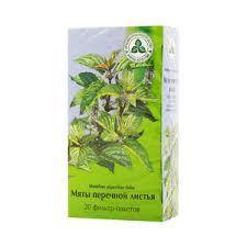 Фиточай листья мяты перечной 1.5 гр.№20 ID-Medical