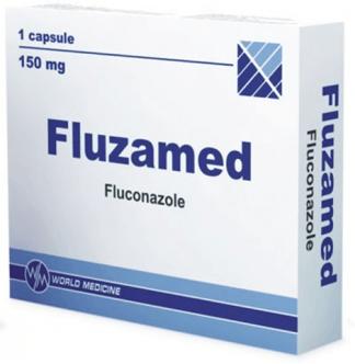 Флузамед 150 мг №1 капс.