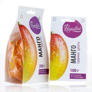 Фрутовит манго цукаты 100 г