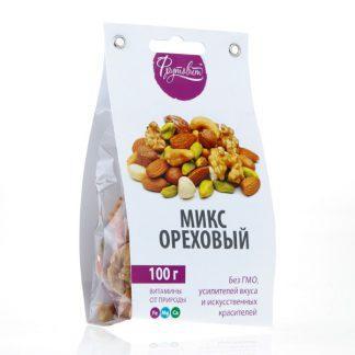 Фрутовит ореховый микс 100 г