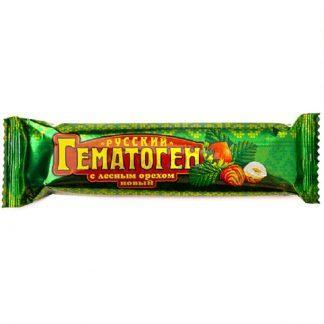 Гематоген с лесными орехами 40.0