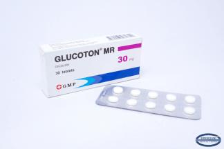 Глюкотон MR 30 мг №30 табл.