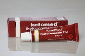 Кетомед 2,5% - 50 гр.гель