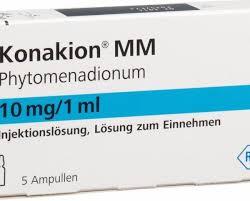Конакион ММ 10 мг 1.0 №5 амп.