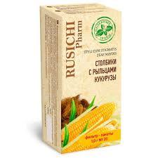 Кукурузные рыльца 30.0   Русичи целебные травы