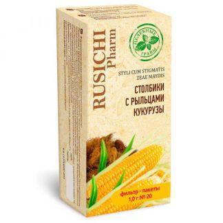 Кукурузные рыльца фильтр-пакет №30 Русичи