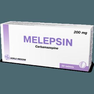 Мелепсин 200 мг №50