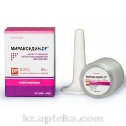 Мираксидин-DF 0.05%-50 мл р-р для женщин