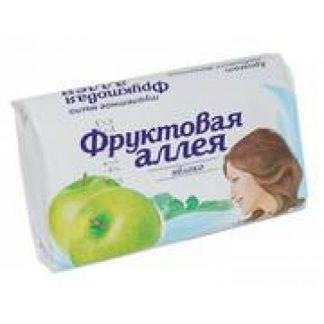 Мыло фруктовая аллея 90 г яблоко