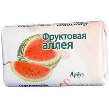 Мыло Фруктовая аллея арбуз