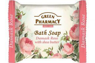Мыло ЗА 100 гр дамасская роза+масло Ши