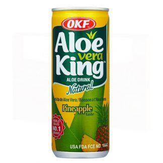Напиток Алое vera King 240 мл оrange