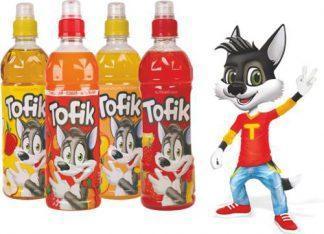 Напиток Tofik 0.5 л карамельное яблоко