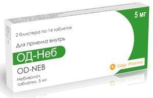 Од-неб 5мг №28