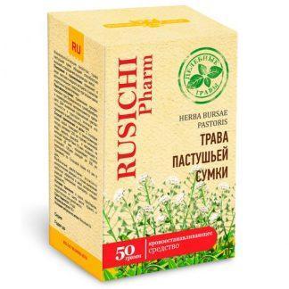 Пастушья сумка трава 50.0   Русичи целебные травы