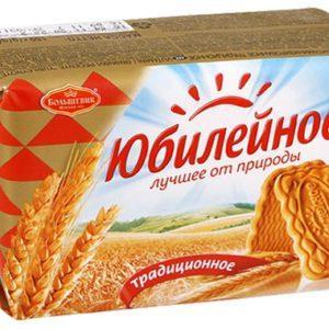 Печенье Юбилейное торжество классическое 120 гр