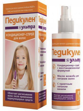 Педикулен ультра 150 мл кондиционер-спрей д/волос