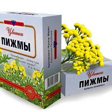 Пижма цветки 30 гр.  Русичи