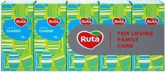 Платочки Ruta бумаж.носовые монстр №10