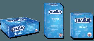 Презервативы Charlie ребристые №3