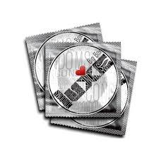 Презервативы Luxe sex machine  №3