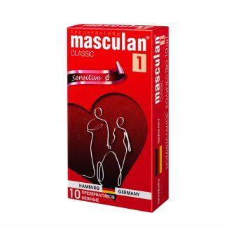 Презервативы  Маскулан-1 №10
