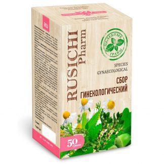 Сбор гинекологический  50.0 Русичи целебные травы