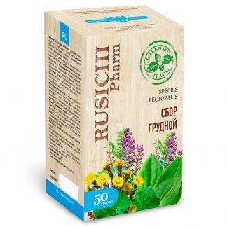 Сбор грудной  50.0   Русичи целебные травы