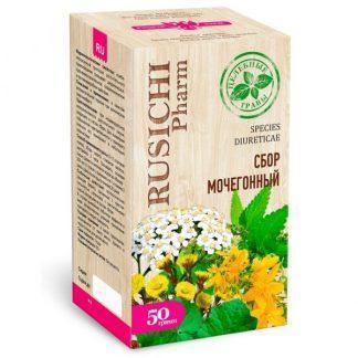 Сбор мочегонный 50 целебные травы