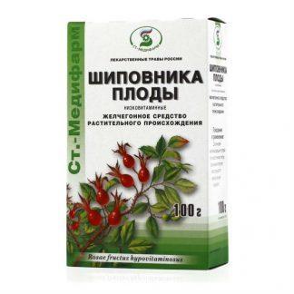 Шиповник плоды 100.0 целебные травы