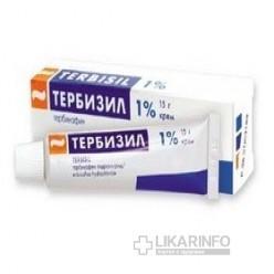 Тербизил 1% 15.0 крем