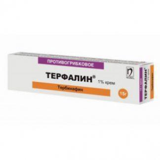 Терфалин 1%-15,0 крем