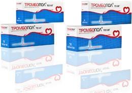 Тромбопол 150 мг №30 табл.