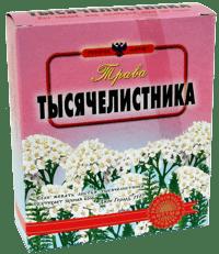 Тысячелистник трава 50.0  Русичи целебные травы