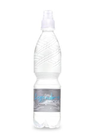 Вода легенда-спорт 0.5 л