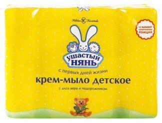 Мыло Ушастый нянь с чистотел. 90г
