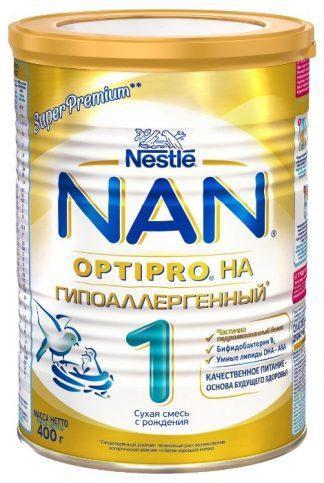 Нан 1 400 гр.гипоаллергенный (детск.питание)