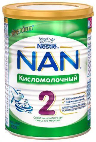 Нан 2 400 гр.кисломолочный