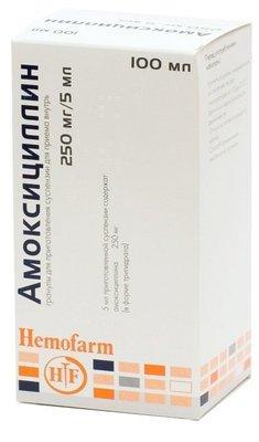 Амоксиклав 625 мг №15 таб. (н)