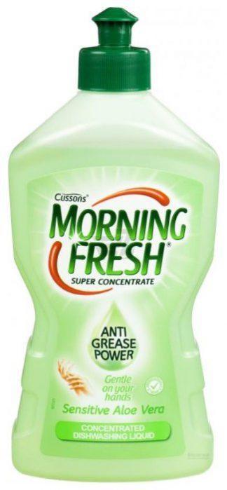 "Жидкость д/посуды ""Morning fresh"" 450 мл алоэ вера"