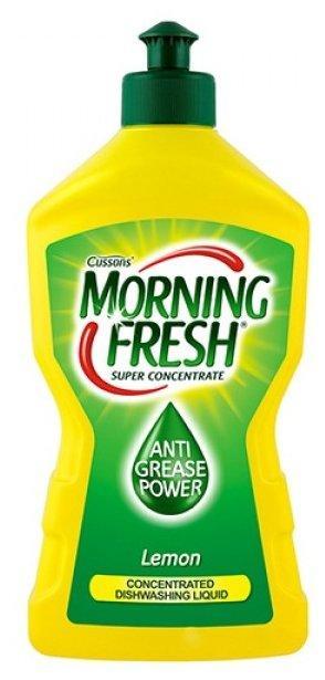 "Жидкость д/посуды ""Morning fresh"" 450 мл лимон"