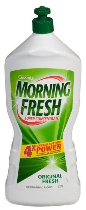 "Жидкость д/посуды ""Morning fresh"" 450 мл оргинал"